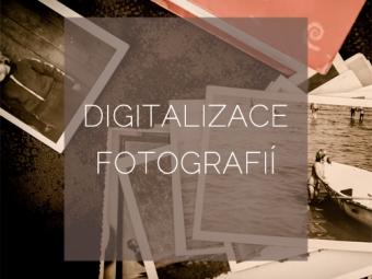 Digitalizace fotografií