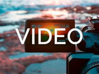 Natáčení a střih videa