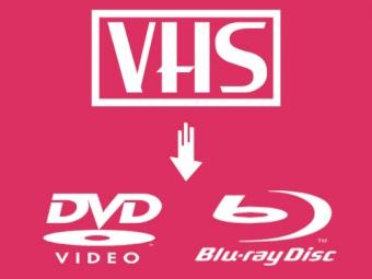 Přepis videa na DVD
