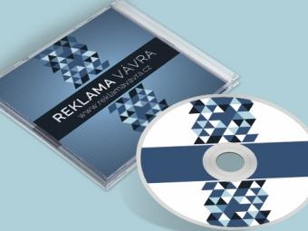 Výroba a potisk CD včetně obalů