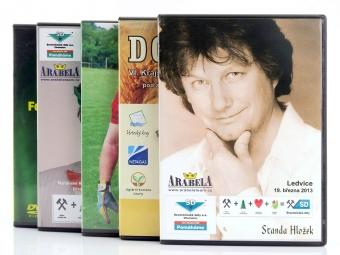 Potisk DVD, Blu-Ray a obalů
