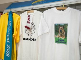 Potisk triček a dalšího textilu